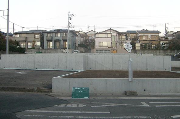 綾瀬市 寺尾西造成工事